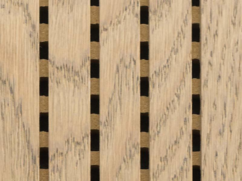 Акустическая потолочно-стеновая  панель. Дуб Шамбор, матовый блеск. Индивидуальный заказ. По запросу.