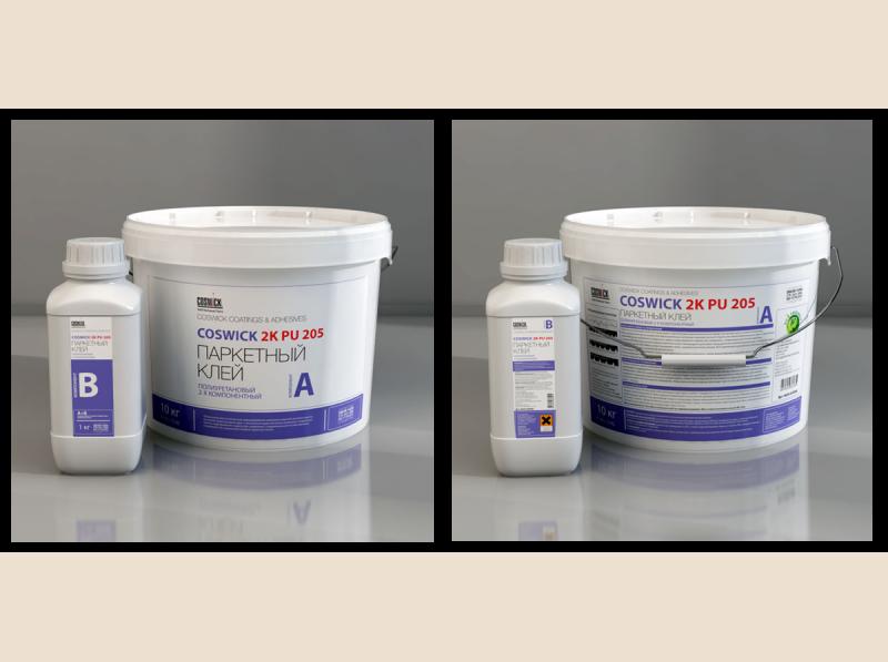 Лак паркетный полиуретан-акриловый на водной основе F11 HOME матовый (2.5кг.) (арт. 4830-022000)