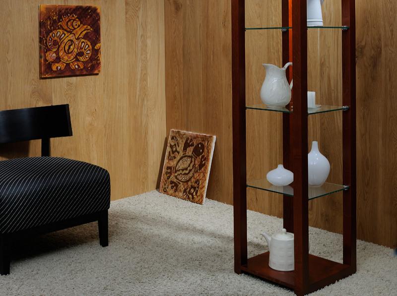 Потолочно-стеновая  панель Дуб, Натуральный, матовый блеск (арт. 5015-0512-0201)