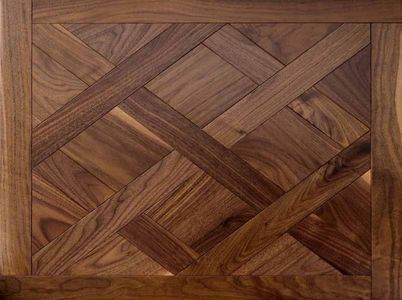 Модульный паркет Coswick Версаль Натуральный Американский Орех, Традишинал (арт. 1314-3601)