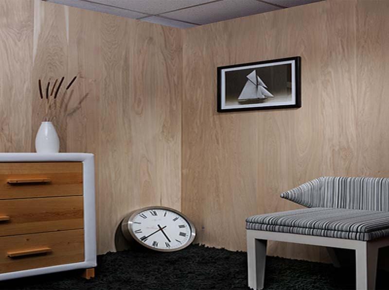 Потолочно-стеновая панель Дуб Ванильный, матовый блеск (арт. 5015-0512-0208)