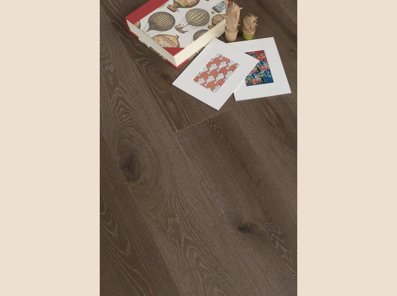 Паркетная доска Coswick Дуб Дымчатый топаз (арт. 1133-7505). НОВИНКА
